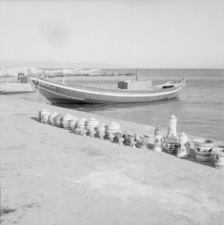 Paros island 1958 Photo by Zacharias Stellas Benaki Museum Photographic Archives