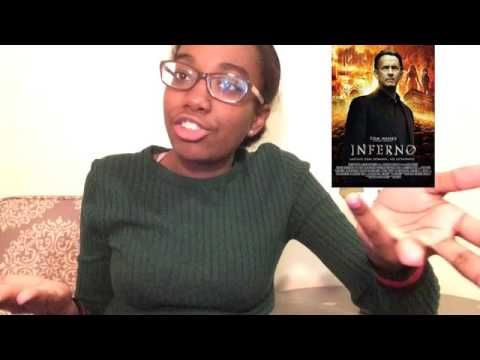 Film Review: Inferno by KIDS FIRST! Film Critic mani B. #KIDSFIRST! #Inferno