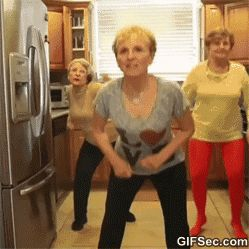 These grandmas proving you're never too old to turn up: