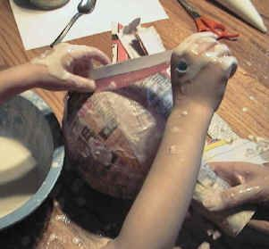 Mexican maracas craft instructions