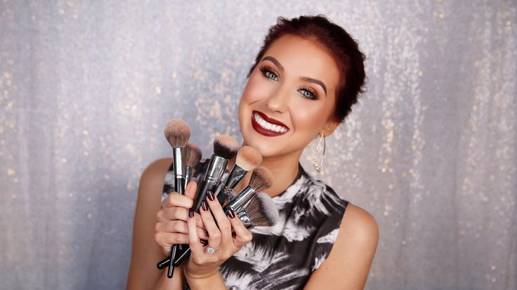 My Favorite Morphe Brushes | Jaclyn Hill