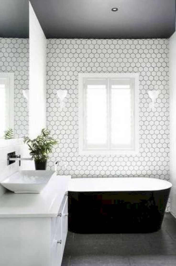 Minimalist Small Bathroom Remodel Idea 18