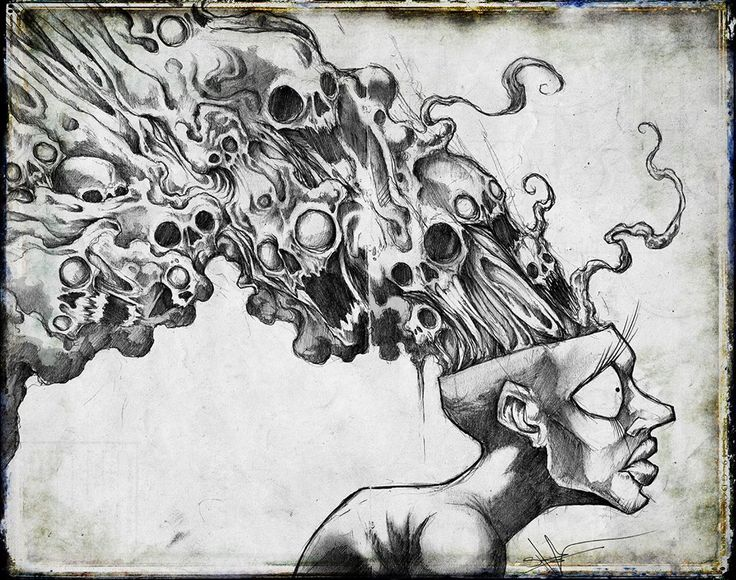 Dying Thoughts  - Shawn Coss