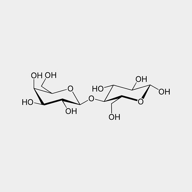 "Welcome to #moleculemonday! #Lactose is a #disaccharide. It is a #sugar composed of #galactose and #glucose. Lactose makes up around 28% of #milk (by weight). The name comes from lac (gen. lactis) the Latin word for milk plus the suffix -ose used to name sugars. The compound is a white water-soluble non-hygroscopic solid with a mildly sweet taste. It is used in the #food industry.[1] [1] Gerrit M. Westhoff Ben F.M. Kuster Michiel C. Heslinga Hendrik Pluim Marinus Verhage (2014). ""Lactose and…"