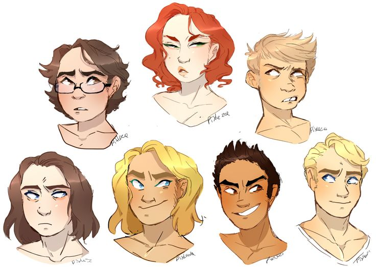 The Little Hero AU, pixlezq: Little hero au avenger headshots + teen...