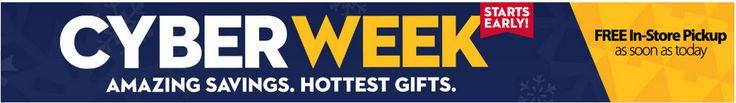 Walmart 2015 Cyber Monday Deals - All Specials & Coupons  #cybermonday #walmart http://gazettereview.com/2015/11/walmart-2015-cyber-monday-deals/