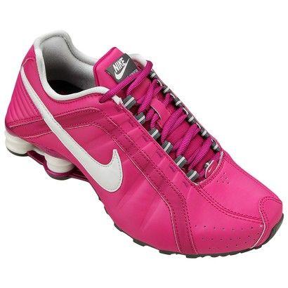 Acabei de visitar o produto Tênis Nike Shox Junior LINDOOOOOO