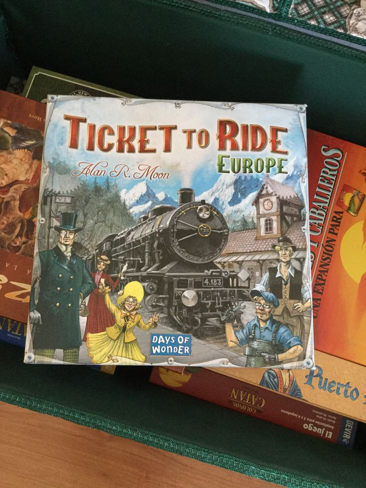 $33.000 - Ticket to Ride