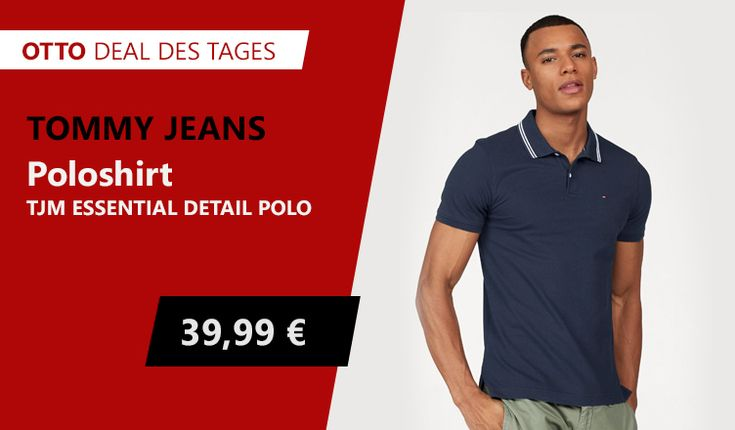 #OTTO Deal des TagesTOMMY JEANS Poloshirt