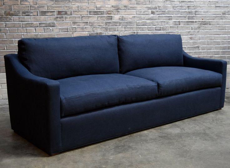 Handmade Nontoxic Custom Sofa, From EcoBalanza, Luxury Furniture Maker  Based In Seattle