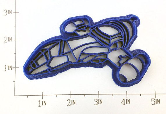 Serenity Ship Cookie Cutter