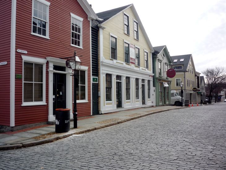 The New Bedford Whaling District, New Bedford MA. This place is really underrated! http://www.visitingnewengland.com/scenesofnewengland77.html
