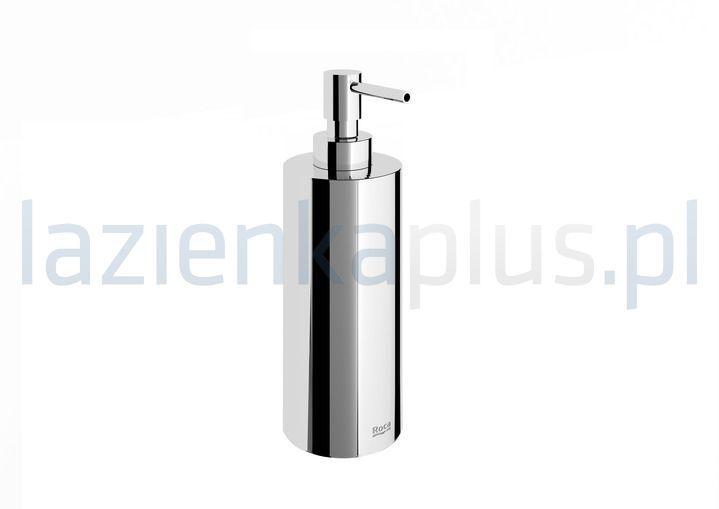 - stojący- wymiary: 62 x 80 x 184 mm- kolor: chrom- efektowny dodatek do każdej łazienki - wyposażenie łazienki - Lazienkaplus.pl