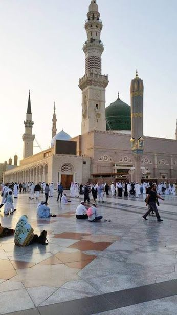 Beautiful Madina.