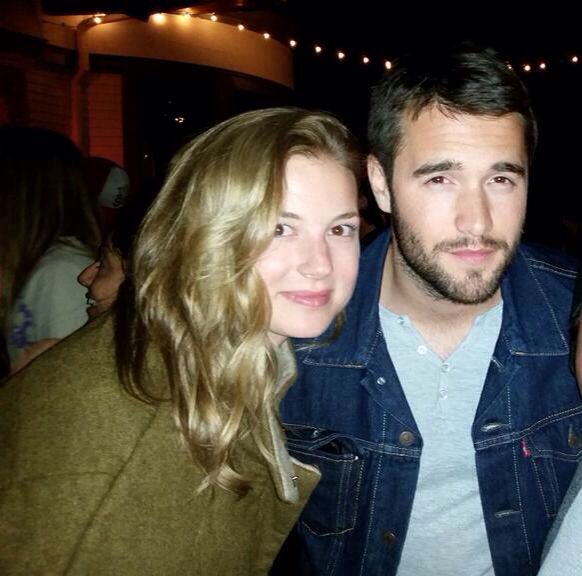 Josh bowman and emily vancamp dating interview questions
