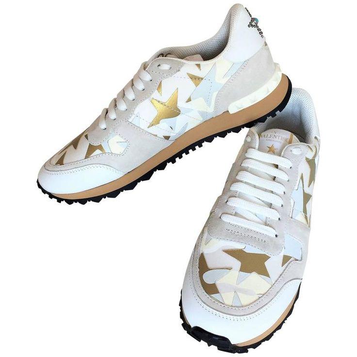 Valentino Garavani Sneaker Starstudded Shoes