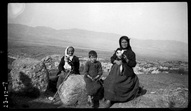 Dorothy Burr Thompson Βελίτσα και Λιλαία 1923