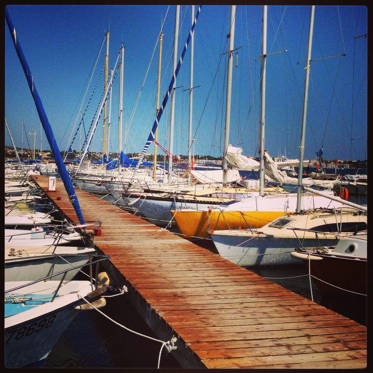 Port de Bouzigues, 3 août 2014