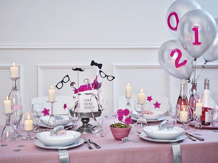 Best 25+ Silvester deko zu hause ideas on Pinterest Silvester - silvester deko selber machen