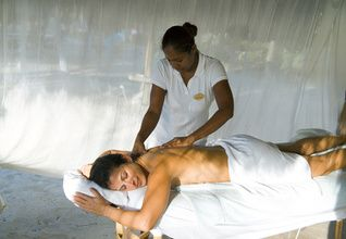 Occidental Grand Aruba Massages is at the top of my list. It is not a vacation without a trip to the spa. #aioutlet #Aruba