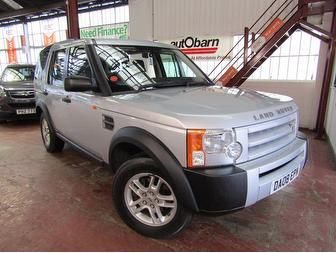 Land Rover DISCOVERY 3 2.7 TD V6 GS 5dr