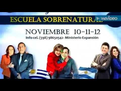 #Sobrenatural Escuela Sobrenatural MÓDULO 2. (Noviembre 2017): Ministerio Apostólico Expansión 2017 Días 10, 11, y 12 TE ESPERAMOS!! Por…