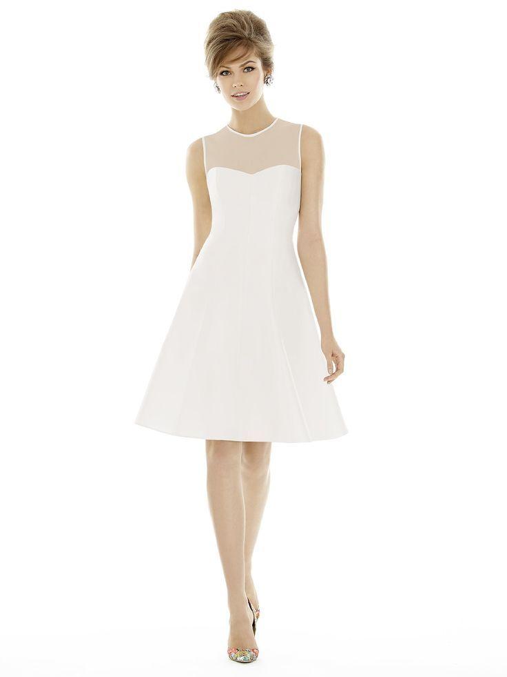 36 besten Short Wedding Dresses Bilder auf Pinterest | kurze ...