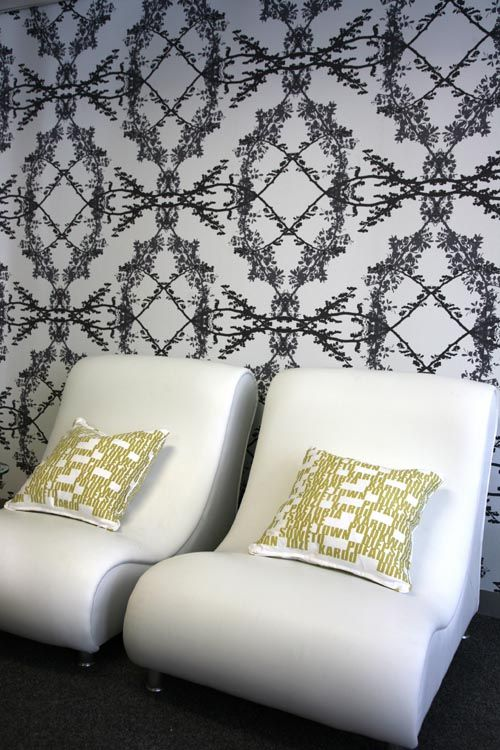 """Wag ń Bietjie's """"White"""" is an elegant way to spruce up your space."""