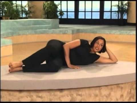WINSOR PILATES buns & thighs - I have this dvd. I use it several times a week and it works.