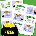 Free Printable St. Patrick's Day Jokes for Kids - Meet Penny
