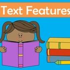 Text Features: Text Features PowerPoint Power Point lesson teaches students key information about locating and using key text features! Includes ca...