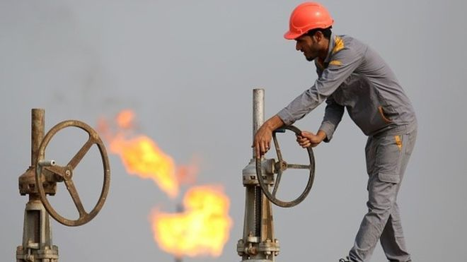 Oil prices have fallen to levels not seen since 2004, surpassing the lows seen during the recession of 2008. Brent crude sank to $36.05 a barrel - its weakest since July 2004 - before recovering slightly to $36.56. A global oversupply has dramatically driven down the price of oil, with suppliers failing to reach agreements to address the glut. Just 18 months ago, in June 2014, the price of oil was traded at $115 per barrel.