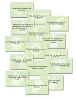 White Elephant Gift Exchange Poem Game - Christmas Gift Exchange Ideas, Printable Christmas Games
