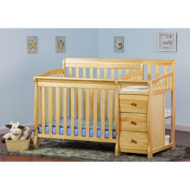 Shop Wayfair For Crib And Changing Table Combo To Match Every Style And  Budgetu2026