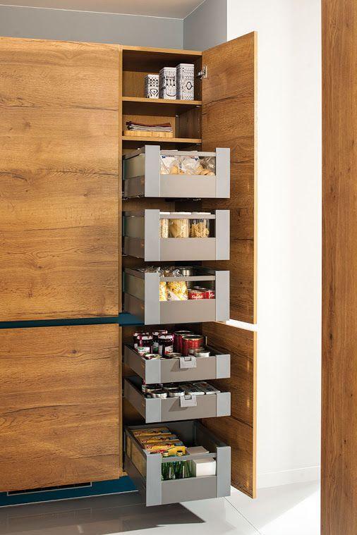 58 best Aménagement cuisine images on Pinterest Dark kitchens - comment fixer un meuble au mur