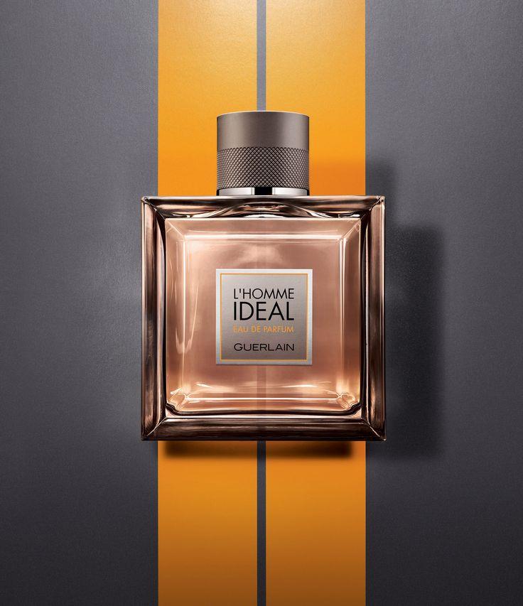 19 best men fragances images on pinterest advertising for men lhomme ideal eau de parfum guerlain for men pictures sciox Choice Image
