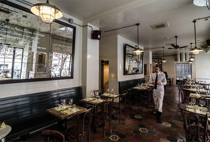 La Zanzara - Ristoranti - Arredamento ristoranti Roma - Ristoranti pizzerie bar paninoteche gelaterie pasticcerie - Ristrutturazione locali pubblici - RPM Proget