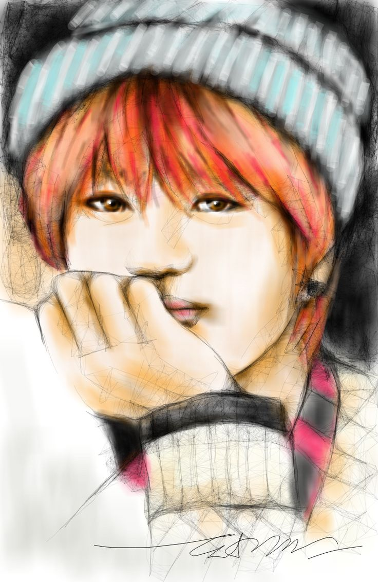 Sketch Sungjong