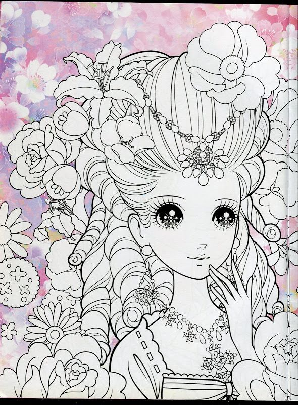 245 Besten Adult Coloring In Pages Bilder Auf Pinterest