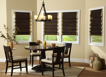 67 best Dining Rooms - Window Coverings images on Pinterest ...