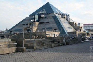 #Пирамида #Казань первый объект, где были применены виброзащитные эластомерные материалы #Nowelle