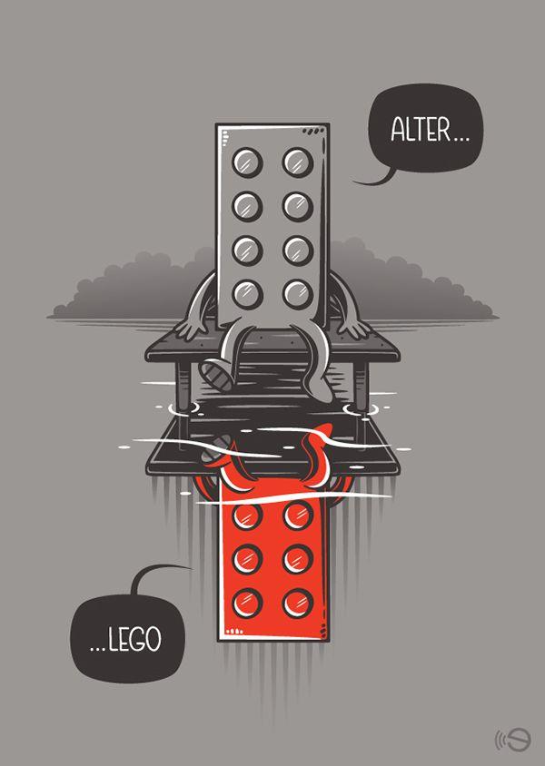 Alter LEGO