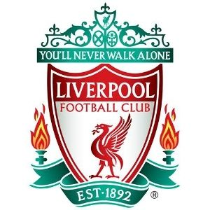 Liverpool FC crest, the greatest soccer club in the world