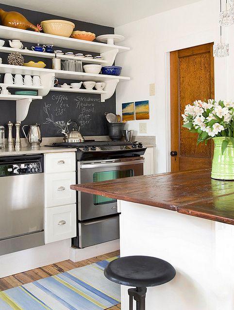 Simple little kitchen