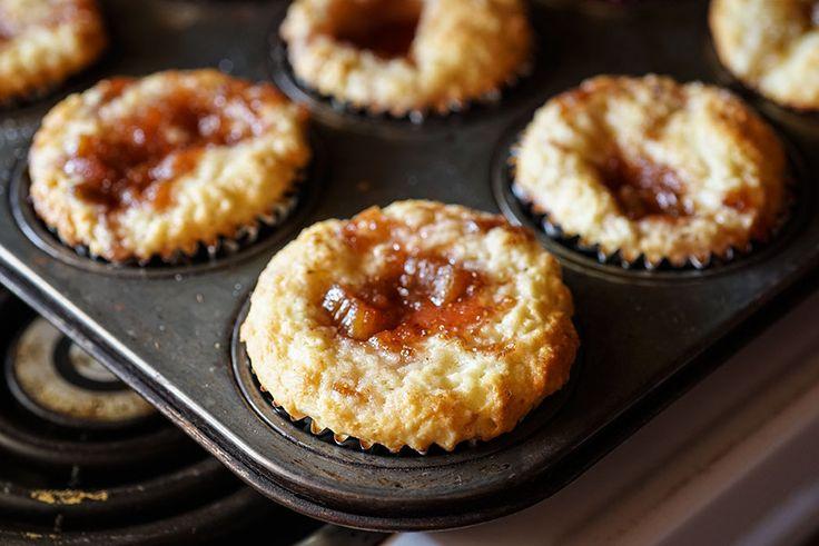 Muffins à la compote - Recette | Épices de cru
