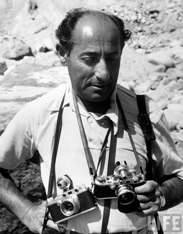 Alfred Eisenstaedt - probably my all-time favorite photographer