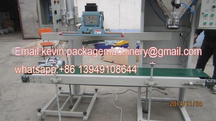 1k 5kg10kg Automatic granule packing machine for pack rice/salt big size bag,