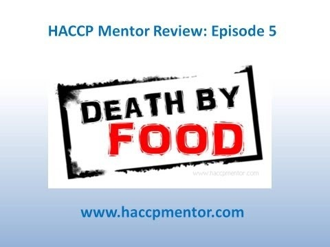 Episode 5: Death by Food