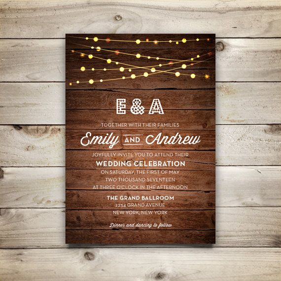 60 best Wedding Invitation Templates images – Word Document Invitation Template