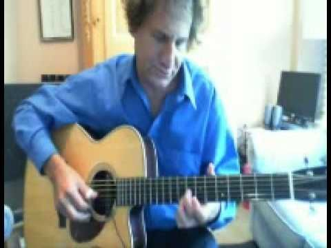 Guitar Tips for Open D Tuning Killing The Blues Andy Kimbel - YouTube